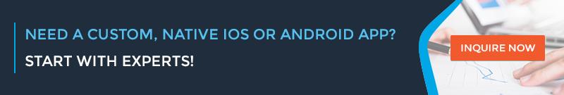Ad Banner - Mobile App Development