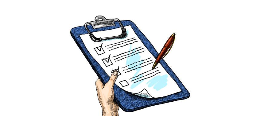 The UX design checklist for enterprise application