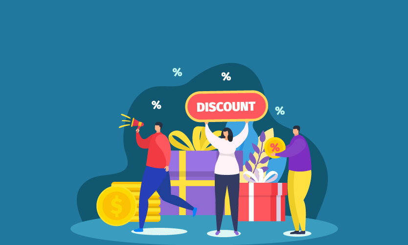 Offer more options to the customers