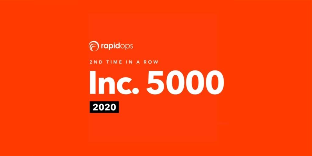 Inc-5000-2020 rapidops