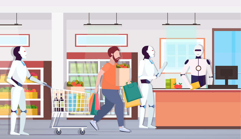 Artificial intelligence and in retail