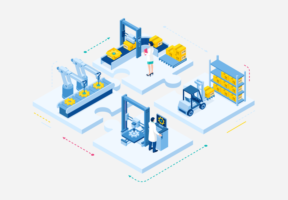 contribution of Factory 4.0