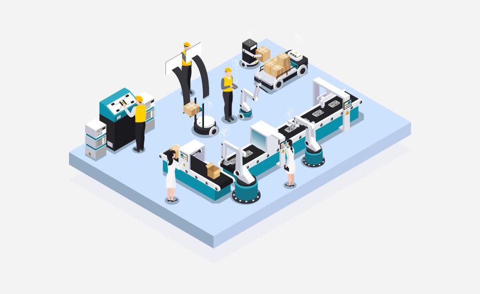 smart factories challenges